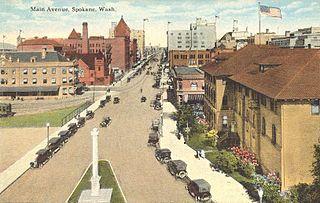 History of Spokane, Washington