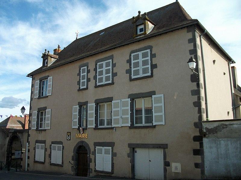 Town hall of Artonne, Puy-de-Dôme, Auvergne-Rhône-Alpes, France [10875]