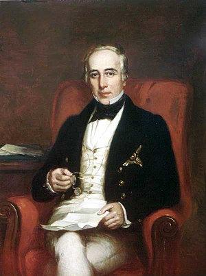 History of Belize (1506–1862) - George Arthur, Superintendent of British Honduras