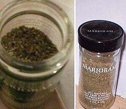 meaning of marjoram
