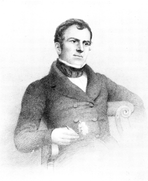 William Griffith (botanist) - William Griffith in 1843