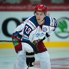 Maksim Chudinov - Switzerland vs. Russia, 8th April 2011 (3).jpg