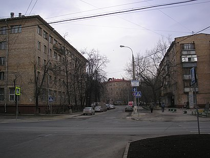 How to get to Малая Ботаническая Улица with public transit - About the place