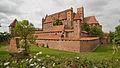 Malbork, zespół zamku krzyżackiego.jpg
