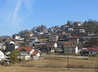Mali Vrh pri Šmarju Place in Lower Carniola, Slovenia