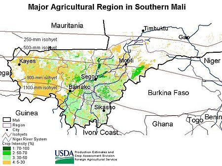 Economy of Mali - Wikipedia