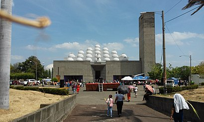 How to get to Catedral De Managua with public transit - About the place
