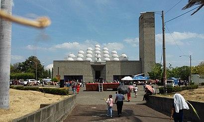 Cómo llegar a Catedral De Managua en transporte público - Sobre el lugar