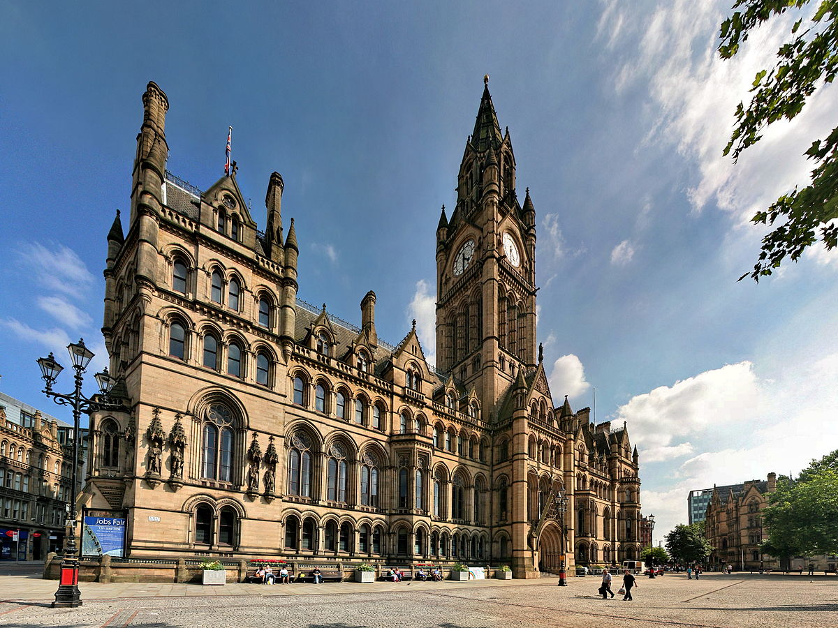 Manchester City Council Simple English Wikipedia The Free Encyclopedia