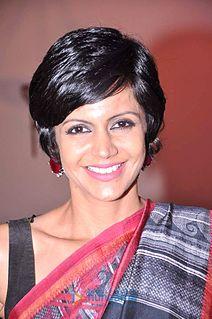Mandira Bedi Indian actress