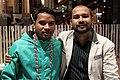 Manik Soren & Nurunnaby Chowdhury at Wikimania 2018 (01).jpg