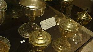 Ciborium (container) - Image: Manmuseumajf