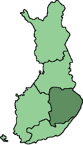 Map Province of Eastern Finland.png