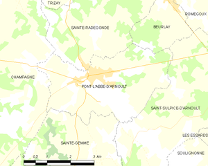 Map commune FR insee code 17284.png