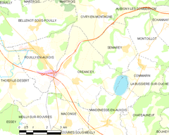 Map commune FR insee code 21210.png