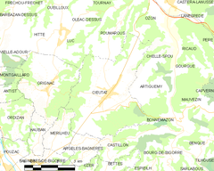 Map commune FR insee code 65147.png