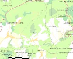 Map commune FR insee code 70485.png