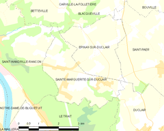 Map commune FR insee code 76608.png