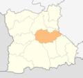 Map of Bansko municipality (Blagoevgrad Province).png