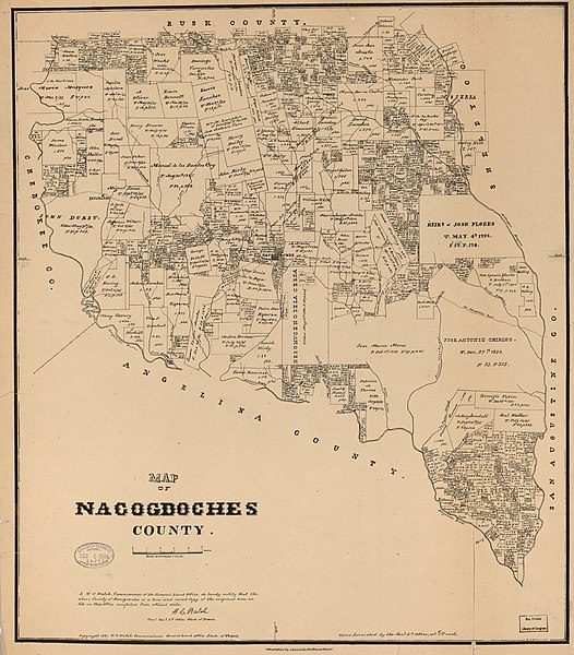 File:Map of Nacogdoches County. LOC 2012590091.jpg