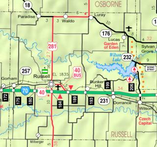 Dubuque, Kansas Unincorporated community in Kansas, United States