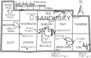 Sandusky County, Ohio   Wikipedia