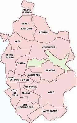 Villeneuve d 39 ascq wikipedia for Comhoraire la poste villeneuve d ascq