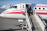 Marek Kuchciński i Gulfstream.JPG