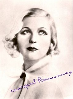 Margaret Bannerman Canadian actress