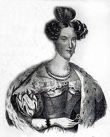 Prinzessin Maria Anna von Sachsen (Quelle: Wikimedia)