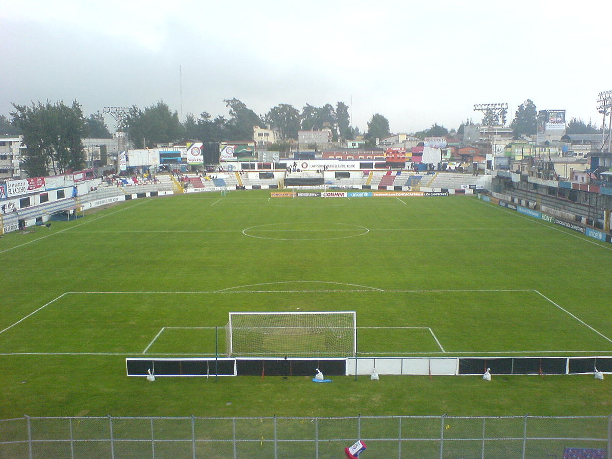 Estadio Mario Camposeco - Wikipedia, la enciclopedia libre