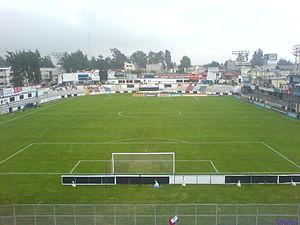 Estadio Mario Camposeco - Image: Mario Camposeco Stadium