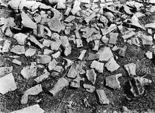 Marion. Gunnis' grävning, detalj - SMVK - C02554.tif