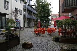 Markthof in Erfurt
