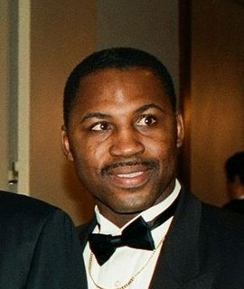 Marvis Frazier American boxer