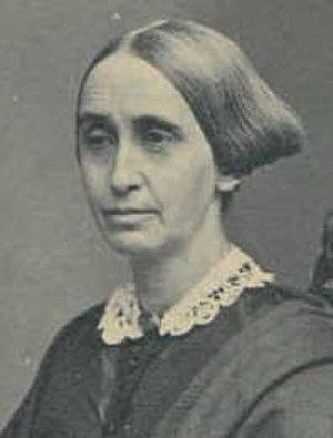 Henry Grew - Mary Grew (c.1860)