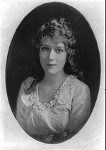 Mary Pickford portrait 2