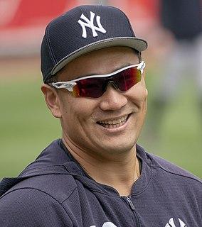 Masahiro Tanaka Japanese baseball player