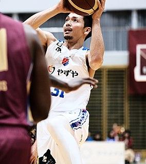 Masashi Joho Japanese basketball player