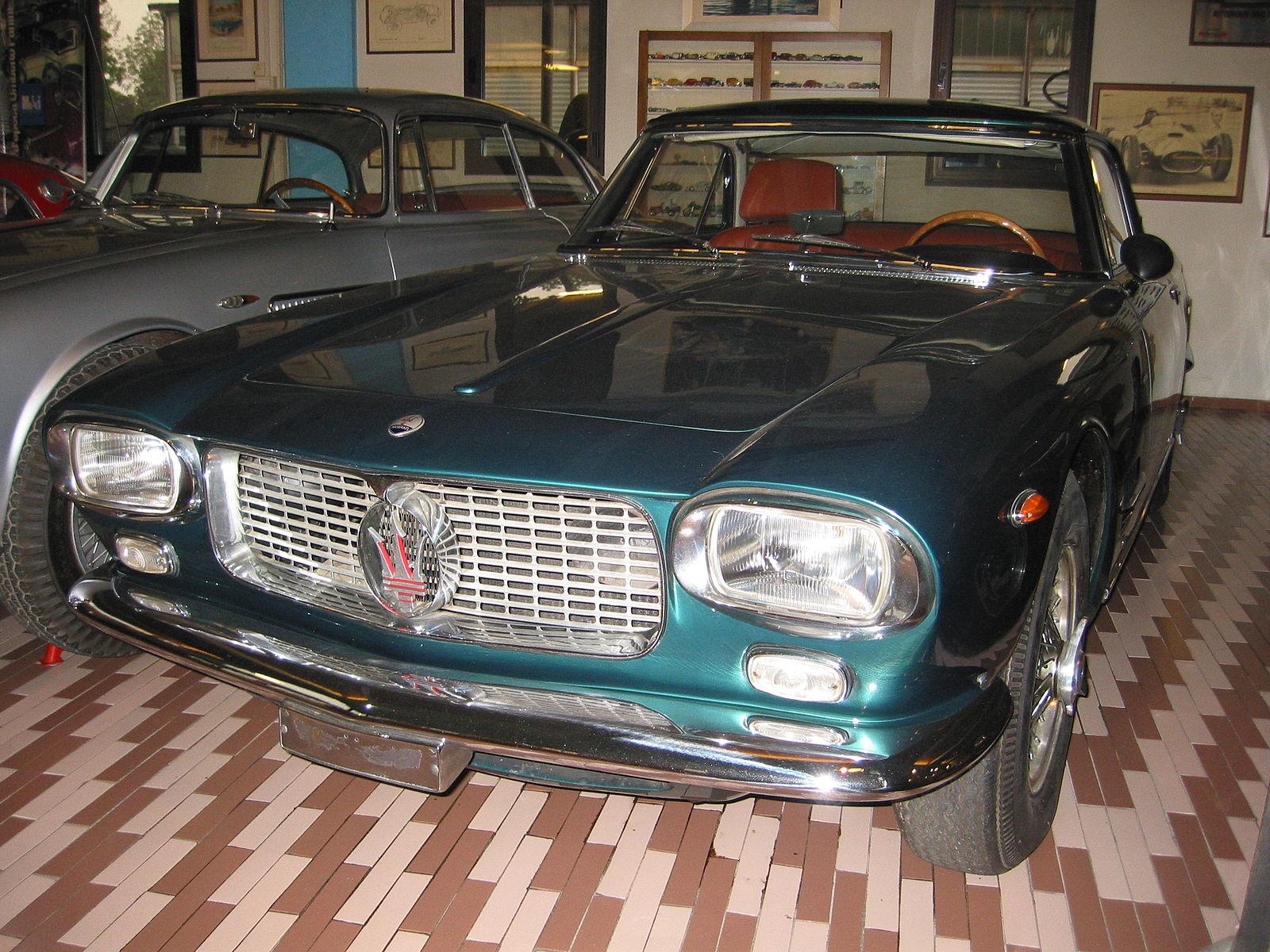 Datei:Maserati 5000 GT Allemano 1964 vr.JPG - Wikipedia