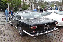 1963 maserati quattroporte