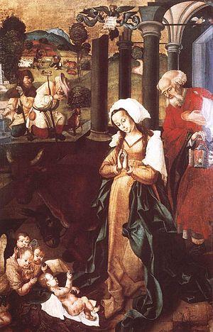 English: Birth of Jesus Magyar: Jézus születése