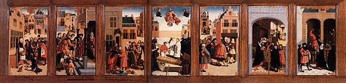 Master of Alkmaar - The Seven Works of Mercy - WGA14367.jpg