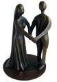 Matéo Mornar - Sculpture pour le mariage Princier.tiff