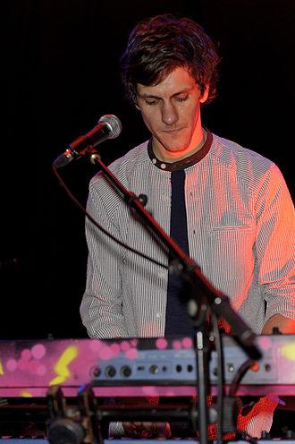 Mathew Baynton - Baynton at the 2011 Glasgow Film Festival.