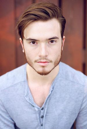 Matthew Kane (actor) - Kane in 2014