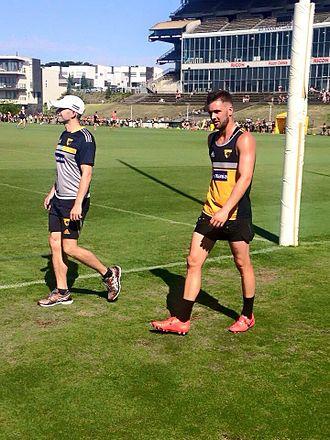 2015 AFL draft - Image: Mattsuckling