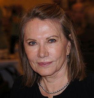 Maud Adams Swedish actress