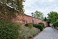 Mauergasse, Stadtmauer, von Münze nach Süden Delitzsch 20180813 001.jpg