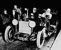 Maurice Béquet, recordman du trajet Paris-Madrid en 1922, sur Delage 11HP.jpg